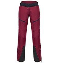 Black Yak Pali GTX Pro Shell 3L - Pantaloni lunghi scialpinismo - donna, Red