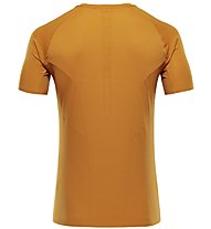 Black Yak Sibu Gannan - T-Shirt Bergsport - Herren, Orange