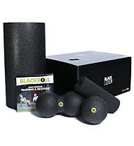 Blackroll Blackbox - Massage-Set, Black