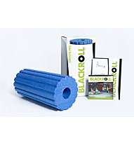 Blackroll Blackroll Groove Pro - Massagerolle, Blue