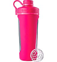 Blender Bottle Radian Glas - shaker, Pink