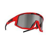 BLIZ Fusion - occhiale sportivo, Shiny Red