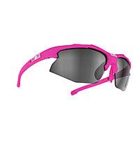 BLIZ Hybrid Small Face - occhiale sportivo, Pink