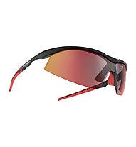 BLIZ Prime - occhiale sportivo, Black/Red
