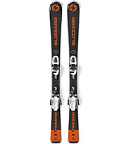 Blizzard Firebird Jr Boy  Long + FDT Jr 7 - Alpinski - Kinder