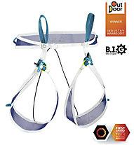 Blue Ice Choucas Light - Klettergurt, White/Blue