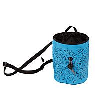 Blue Ice Pöff Chalk Bag - Magnesiumbeutel, Blue