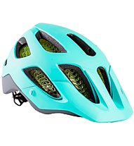 Bontrager Blaze WaveCell - Radhelm MTB, Light Blue
