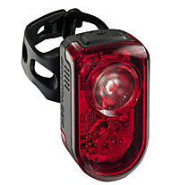 Bontrager Flare R - luce posteriore bici, Black/Red