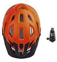 Bontrager Rally MIPS - Radhelm MTB, Orange