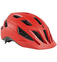 Bontrager Solstice EN - casco bici, Red