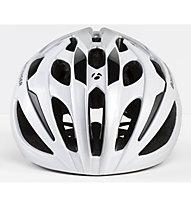 Bontrager Starvos - casco bici da corsa - uomo, White/Grey