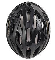 Bontrager Starvos - casco bici da corsa - uomo, Black