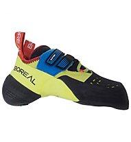 Boreal Satori - scarpa da arrampicata - uomo, Green/Blue