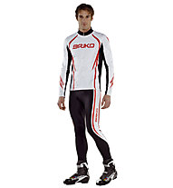 Briko Evo Race Set Italia, White/Black/Red