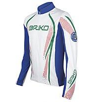 Briko Evo Race Set Italia Completo sci di fondo, Italy Flag