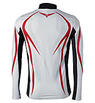 Briko Evo Race Shirt, White/Black/Red