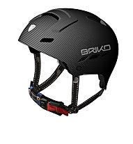 Briko Lapillo Carbonio 3K - Helm, Matt Black
