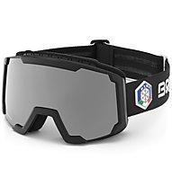 Briko Lava FISI - Skibrille, Black/White
