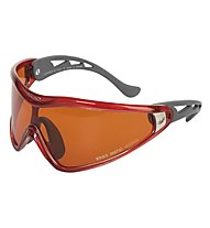 Briko Shot Antifog Sonnenbrille, Red