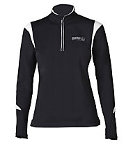 Briko Training Jersey Lady, Black/White