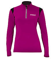 Briko Training Jersey Lady, Ribes/Black/White