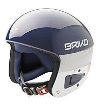 Briko Vulcano FIS 6.8 - Skihelm, Blue Sky/White Ash