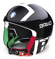 Briko Vulcano 6.8 FIS - Skihelm, Black