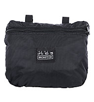 Brompton Bike Cover with integrated pouch  -  Fahrradgarage, Black