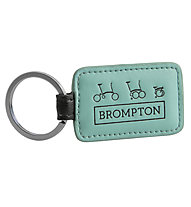 Brompton Logo collection Keyring - Schlüsselanhänger, Green