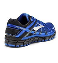 Brooks Adrenaline ASR 14 - Trailrunning-Laufschuhe - Herren, Black/Blue