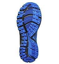 Brooks Adrenaline ASR 14 - scarpe trail running - uomo, Black/Blue