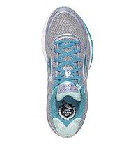 Brooks Adrenaline GTS 16 W - Damenlaufschuh, Silver/Blue