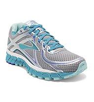 Brooks Adrenaline GTS 16 - scarpa running - uomo, Silver/Blue