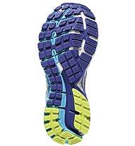 Brooks Adrenaline GTS 16 - scarpa running donna, Blue/Yellow