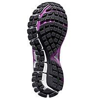 Brooks Adrenaline GTS 17 W - Laufschuh - Damen, Black/Violet