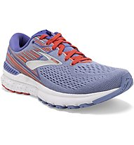 Brooks Adrenaline GTS 19 - scarpe running stabili - donna, Purple/Orange