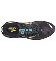 Brooks Adrenaline GTS 20 - Laufschuh stabil - Herren, Black/Yellow