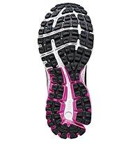 Brooks Aduro 3 W -  Damenlaufschuh, Black/Fuchsia