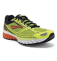 Brooks Aduro 4 Neutrallaufschuh Herren, Yellow/Red