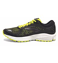 Brooks Aduro 6 - scarpe running neutre - uomo, Black/Yellow
