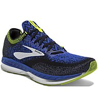 Brooks Bedlam - scarpe running stabili - uomo, Black/Blue