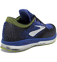 Brooks Bedlam - Laufschuh Stabil - Herren, Black/Blue