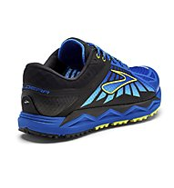 Brooks Caldera - Trailrunning-Laufschuh - Herren, Blue/Green