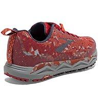 Brooks Caldera 3 - Trailrunningschuh - Herren, Red/Grey