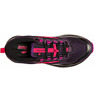Brooks Caldera 5 - Trailrunningschuh - Damen, Black/Pink
