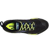 Brooks Cascadia 13 - Trailrunningschuh - Herren, Black/Blue
