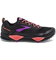 Brooks Cascadia 13 W - Trailrunningschuh - Damen, Black/Pink