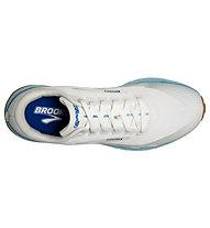 Brooks Catamount - scarpe trail running - uomo, White/Light Blue