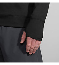 Brooks Dash - Runningshirt Langarm - Herren, Black